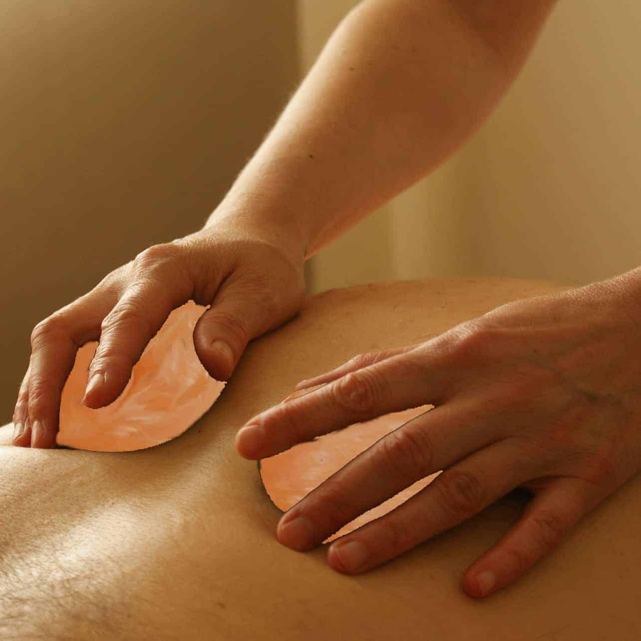 Himalayan Salt Massage Stones