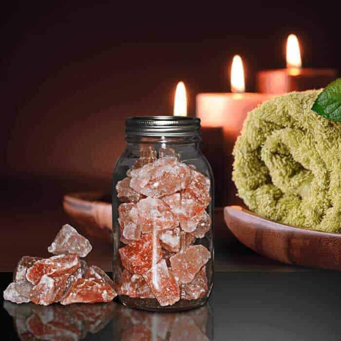 Himalayan Salt Sole Bath Therapy Kit