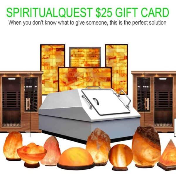 SPIRITUALQUEST $25 Gift Card