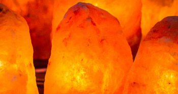 Caring For Your Salt Lamp