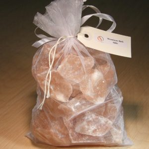 Himalayan Bath Salts 2.5-3lbs per bag